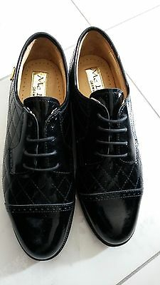 Golfschuhe,McLean, first class,all leather,made in Germany, nagelneu!!!