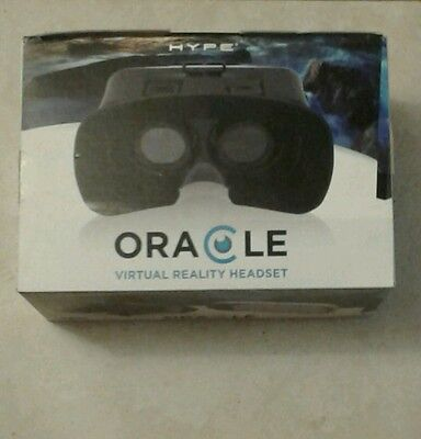 Hype Oracle virtual reality headset