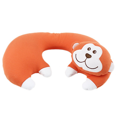 MoomooBaby Kid's Neck Support Pillow - Toddler Car Seat Pillow, Baby Head Suppor