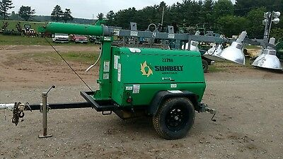 2008 Terex light tower generator