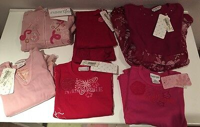 NEW Lot of girls clothes size 4-5 Naartjie Kids