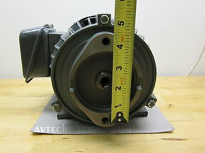 Ac Electric Motor 1 Hp 3 Phase New Sk832605-20