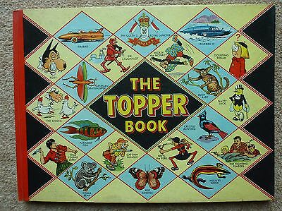 The Topper Book (Annual) 1958. Very Good condition