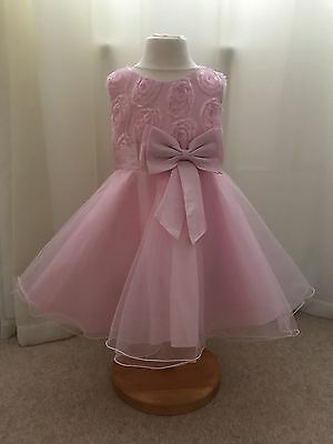 Baby Girls Party Dress 12-18 Months
