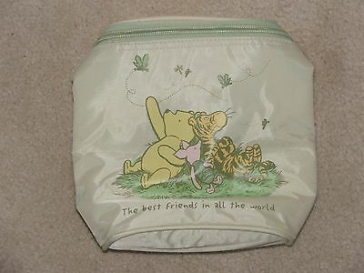 Travel Baby Bottle Carrier Insulated Bag Winnie The Pooh Brand new