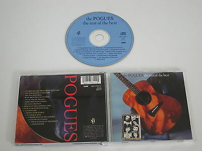 The Pogues / THE BEST OF THE BEST (Wea 9031-77341-2) CD Album