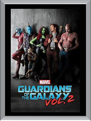 Guardians of the Galaxy 2 Wall A1 To A4 Size Poster Prints