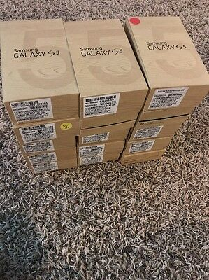 Lot Of 15 Samsung Galaxy S5 Boxes And Inserts Only