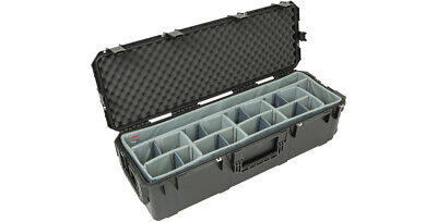 SKB iSeries Can Lighting & Stand Road Case w/ Think Tank Dividers 4213-12