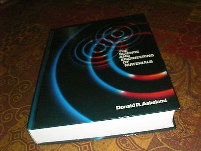 The Science and Engineering of Materials (1984) D.R. Askeland