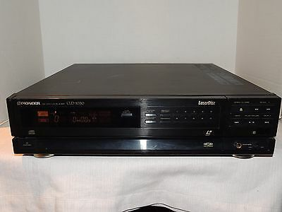 Pioneer Laserdisc Player CLD-1030 NO Remote