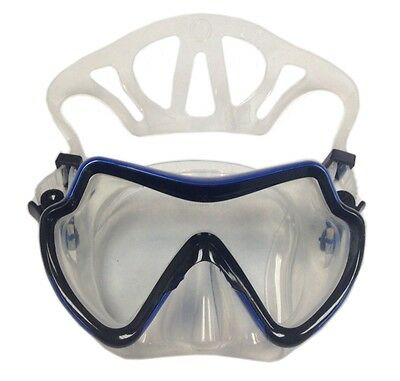 Diving Mask Goggles Scuba Snorkeling Water Sport Swimming Pool with Case