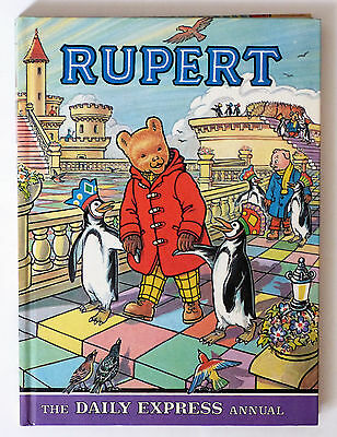 Vintage Rupert the Bear Annual 1977: VGC, Unclipped. Please See Pictures