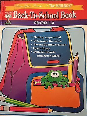 Back-To-School-Book From the Mailbox grades 1-3