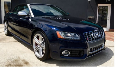 2010 Audi S5 Prestige 2010 Audi S5 Convertible loaded only 31,000 miles