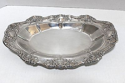 """Silverplate Serving Dish Quality 13 """"x 8-1/2""""   Towle # 4083    Item#sb"""