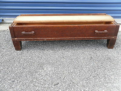 "Globe-Wernicke Art Mission Drawer Base 998 1/2 ""rare"""