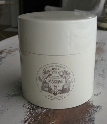 French Tea Canister Mariage Freres