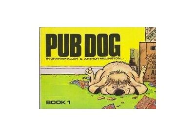 Pub dog (An Express books publication) by Allen, Graham Book The Cheap Fast Free