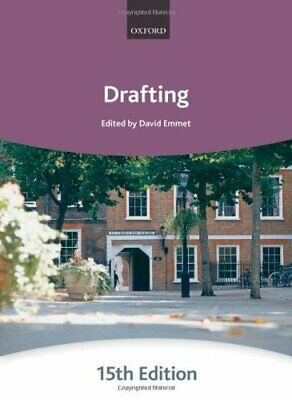 Drafting (Bar Manuals) by The City Law School Paperback Book The Cheap Fast Free