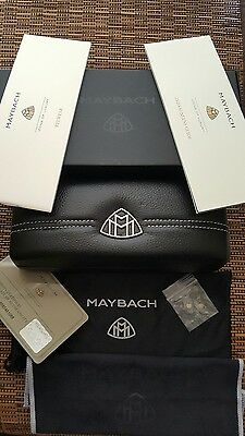 maybach sunglases case ,card clothes and box