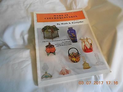 Book Research Czechoslovakian Collectibles