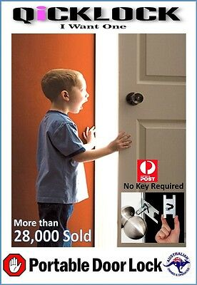 Your Peace of mind security portable door lock.Hot Price