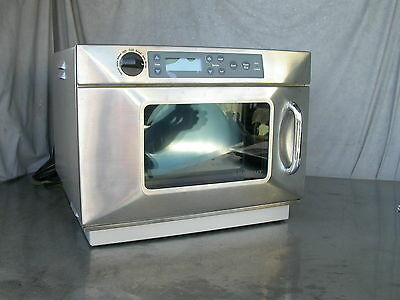 K O Vulcan Quadlux Electric Countertop Flashbake Oven 115 Volts Works Great
