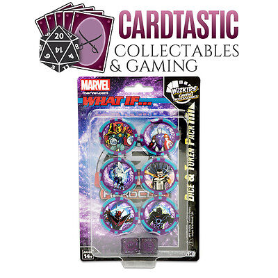 Heroclix 15th Anniversary What If Dice & Token Pack