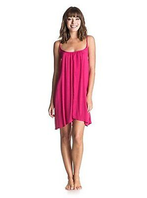 Roxy Junior's Windy Fly Away Cover Up Dress Sea Spray Large, New