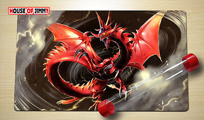 Yugioh Playmat Custom Made Play Mat Large Mouse Pad FREE TUBE C045