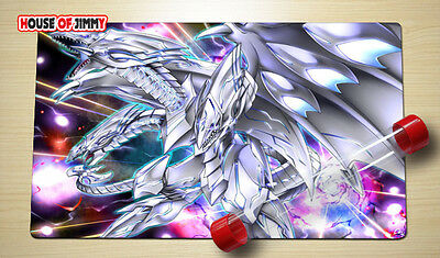 Yugioh Playmat Custom Made Play Mat Large Mouse Pad FREE TUBE C041