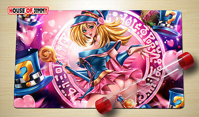 Yugioh Playmat Custom Made Play Mat Large Mouse Pad FREE TUBE C034