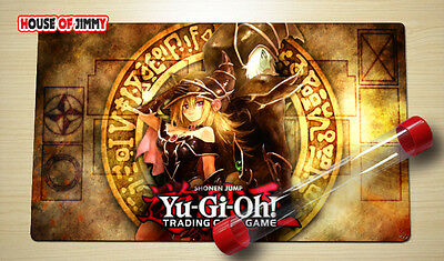 Yugioh Playmat Custom Made Play Mat Large Mouse Pad FREE TUBE C011