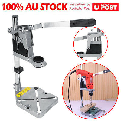 Universal Drill Press Stand with Heavy Duty Frame and Cast Metal Base AU Stock