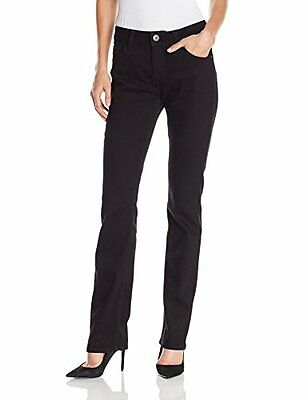 Lee Women's Perfect Fit Axel Straight Leg Jean Gotham 6, New