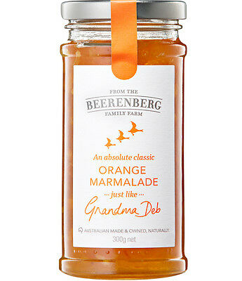 NEWBEERENBERG - Orange Marmalade 300g
