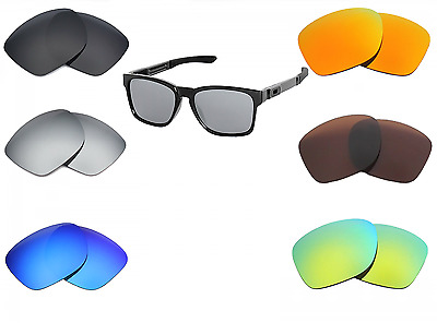 965e77516914 M4DL New Polarized Replacement Lenses for Oakley Catalyst in 7 colours