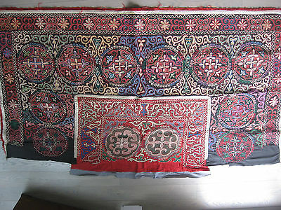 Embroidered Mongolian Tapestry