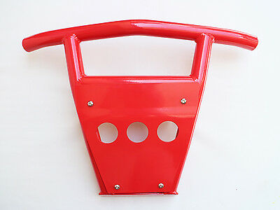 2014 -  2017  Polaris Razor , RZR 1000 ,XP  XP4 front bumper bar red