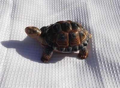 Vintage Wade Porcelain Tortoise Trinket Box, Turtle, Ceramic, Jewelry Box