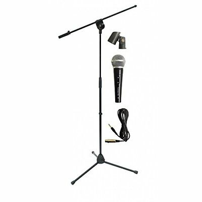 NJS Professional Complete Mic and Stand Kit, NJS