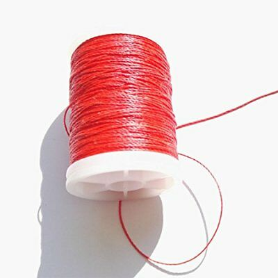 Archery Bowstring Serving Threads Red Color Nylon Serving Thread