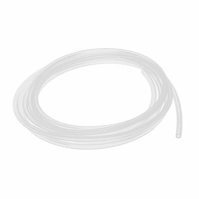 2mm x 4mm Silicone Food Grade Tube Beer Water Air Hose Pipe 3 Meters T5F9