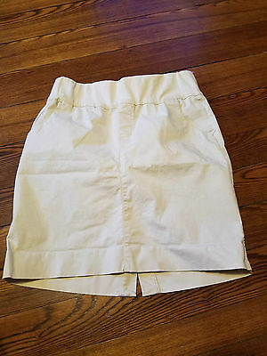 Womens Maternity Skirt By Gap Size 8