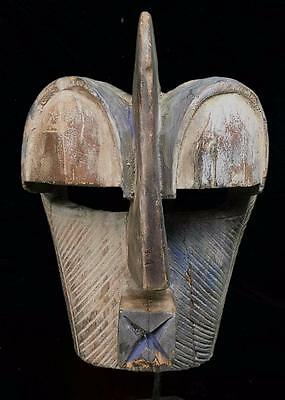 Old Tribal Songye  kifwebe Mask    --- Congo