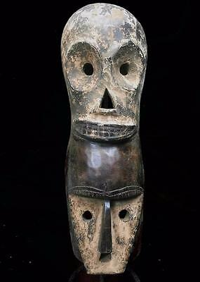Outstanding Tribal Ibiobio 2 Face   Mask    --- Nigeria