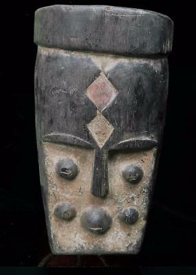 Old   Tribal Grebo   Mask         --- Liberia