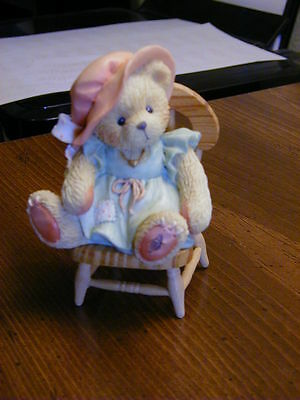 Cherished Teddies A Mother's Love Bears All Things