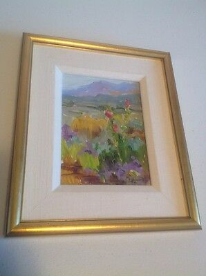 Diane Ainsworth Signed Oil Painting on Canvas (Well Known Artist, Retail $1000+)